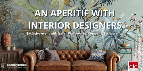 An Aperitif with Interior Designers tickets