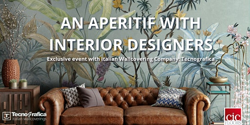 An Aperitif with Interior Designers