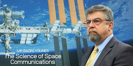 Mr Badri Younis: The Science of Space Communications tickets