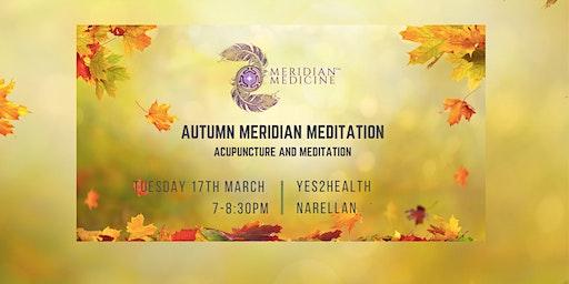 MERIDIAN MEDITATION - AUTUMN
