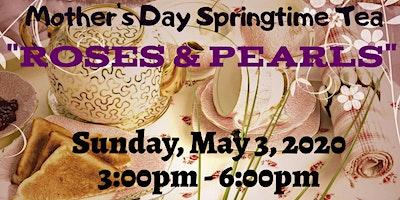 TCY Annual Mother's Day Springtime Tea