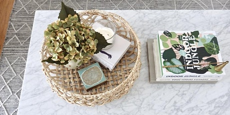 Coffee Table Styling tickets