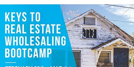Keys to Real Estate Wholesaling