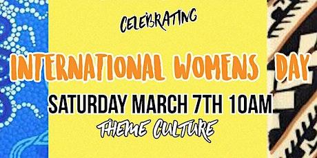 Indigenous Pasifika Womens Perth International Womens Day tickets