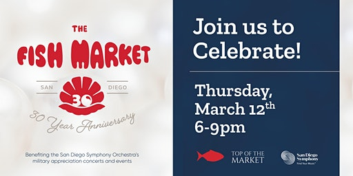 The Fish Market 30 Year Celebration
