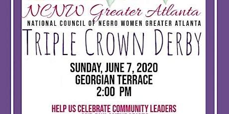 NCNW of Greater Atlanta Triple Crown Derby tickets