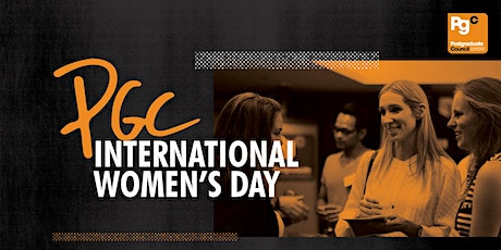 Postgraduate Women's Day Soiree tickets