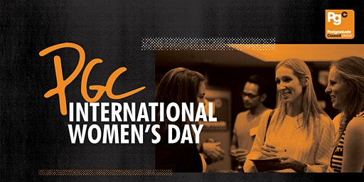 Postgraduate Women's Day Soiree