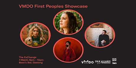 VMDO First Peoples Showcase at The ExChange tickets