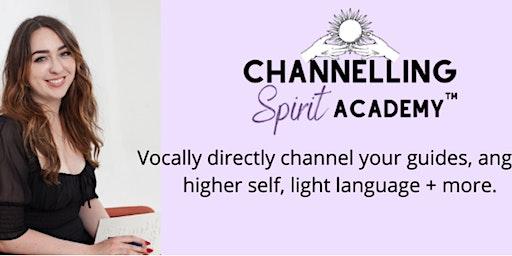 Channelling Spirit Academy
