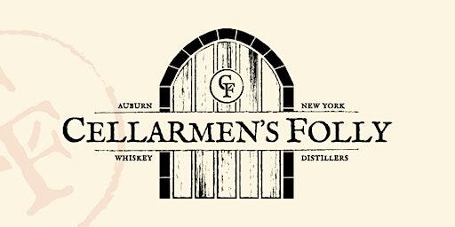 Cellarmen's Folly Whiskey Tasting