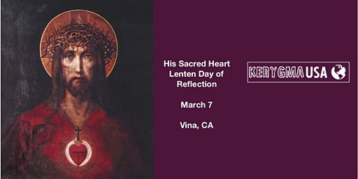 His Sacred Heart: A Lenten Day of Reflection