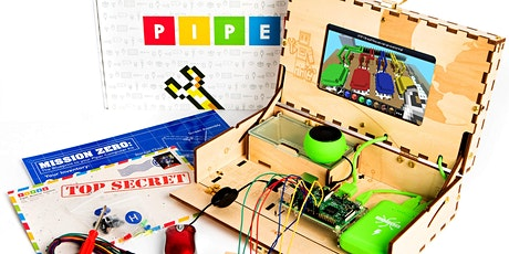 Piper Computer Build and Code Workshop, Ages 10 - 18, FREE tickets