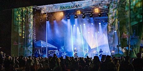 2020 FarmJam Music & Camping Festival tickets