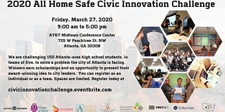 The 2020 All Home Safe Civic Innovation Challenge tickets