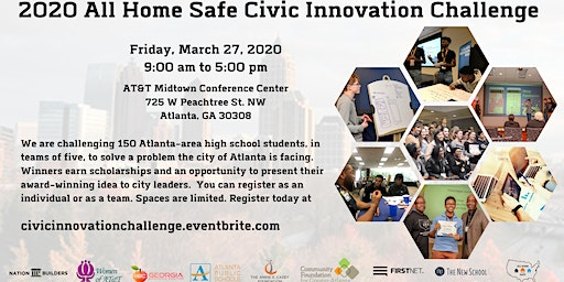 The 2020 All Home Safe Civic Innovation Challenge