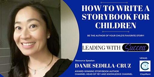 How to Write a Storybook for Children