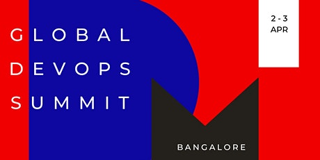 Global DevOps Summit Bangalore tickets