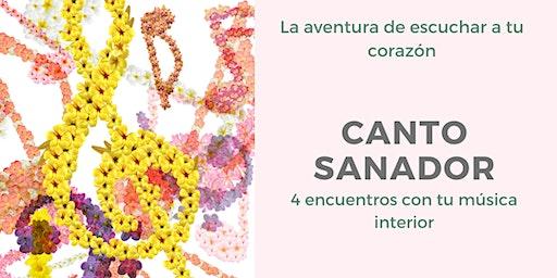 Canto Sanador~Cuatro encuentros con tu música interior