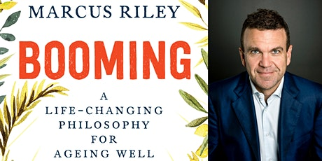 Author Event: Booming by Marcus Riley - Wallsend Library tickets