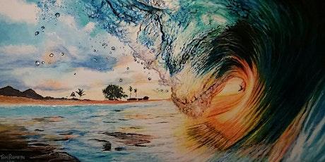 Acrylic Seas with Tom Romeyn tickets