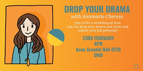 #DropYourDrama with Annmarie Chereso tickets