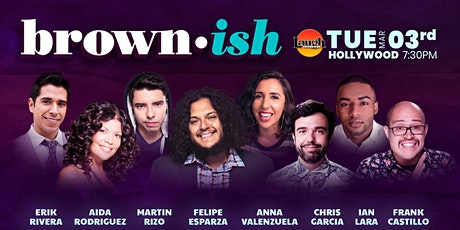 Aida Rodriguez, Frank Castillo, and more - All-Star Comedy tickets