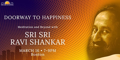 Doorway to Happiness: Meditation and Beyond tickets