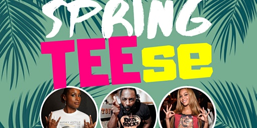 The Spring TEEse :: Annual Dope Graphic Tee DAY Party @ Sandaga 813.