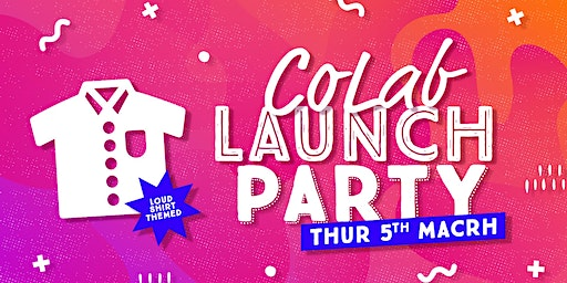 Colab Launch Party!