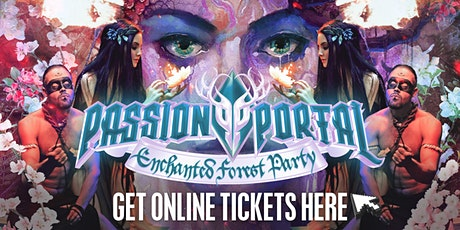 PASSION PORTAL TICKETS - NEW DATE & VENUE TBA tickets