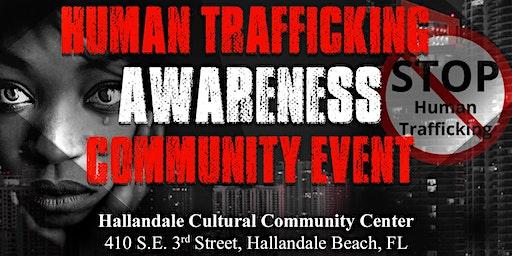 Human Trafficking Awareness Community Event