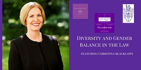 Diversity and Gender Balance in the Law tickets