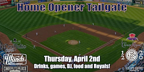 Home Opener Tailgate 2020 tickets