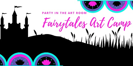 Fairytales Art Camp tickets