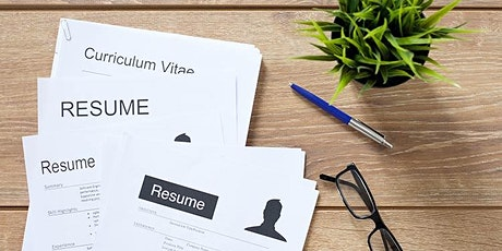 Free 1 on 1 Resume Writing tickets