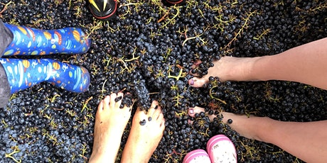The Grape Stomp tickets