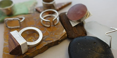 Silver Jewelry 107: Basics Workshop tickets