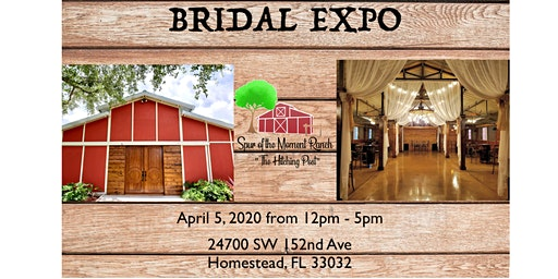 """The Hitching Post"" Bridal Expo"