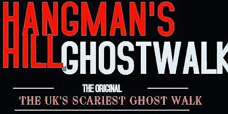 The Original Hangmans Hill Ghost Walk Epping Forest, Essex tickets