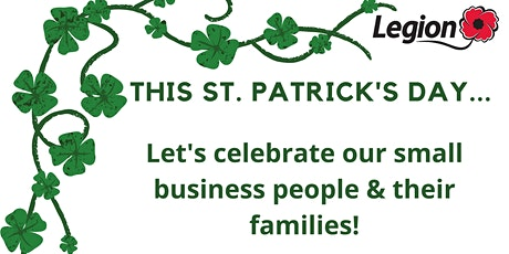 Celebrate our Small Business People! tickets