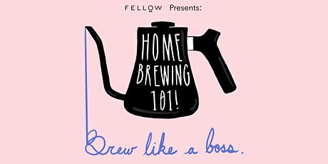 Home Brewing 101 tickets