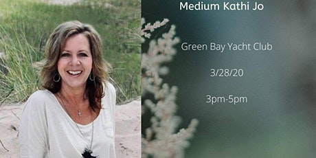 Certified Medium Kathi Jo (Healing Messages from Spirit) tickets