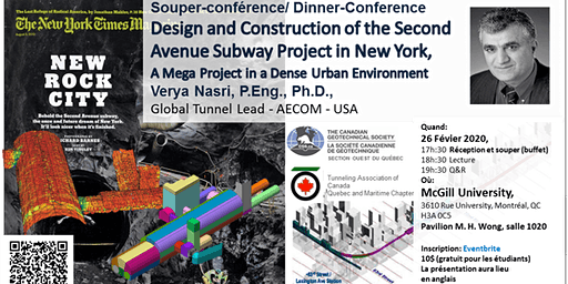Design and Construction of the Second Avenue Subway Project in New York