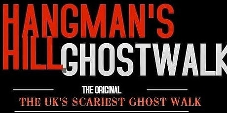 The Original Hangmans Hill Ghost Walk Epping Forest tickets