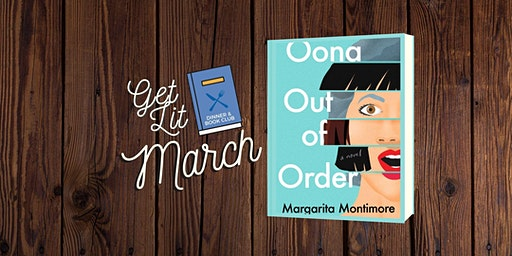 March Get Lit Book Club: Night Two!