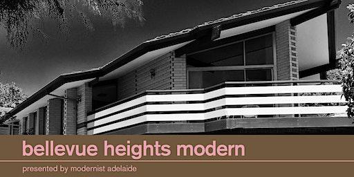 Bellevue Heights Modern | 22 Mar 10am