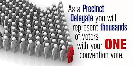 Harris County Republican Party - 2020 Precinct 0415 Convention tickets