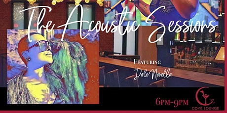 The Acoustic Sessions Open Mic with Dale Novella and Jade Zabric tickets