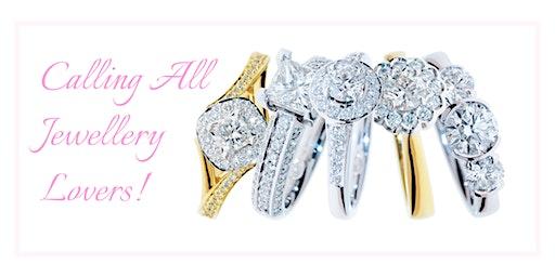 Jewellery Lovers' High Tea  - All About Diamonds